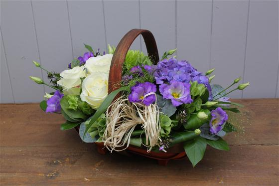 Ginger Lily Collection - Garden Trug