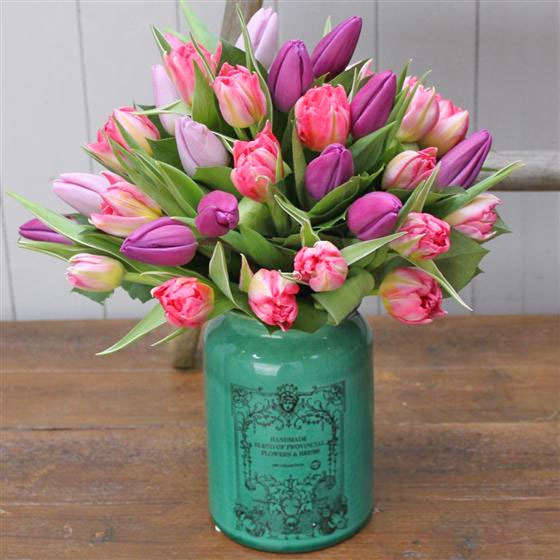 Ginger Lily Collection - Tulip Vase