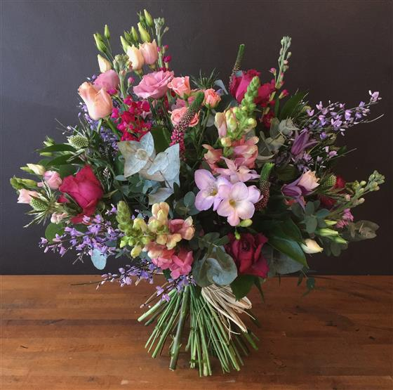 Ginger Lily Collection - Beautiful Bouquet of Julietta